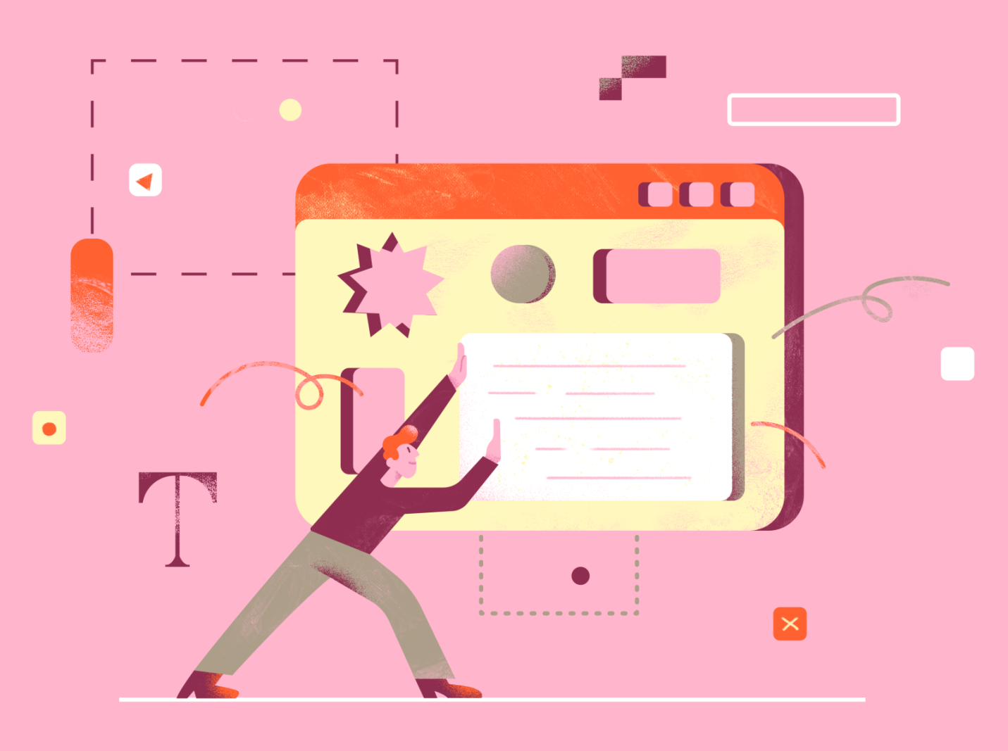 مهارت های مهم طراحی سایت