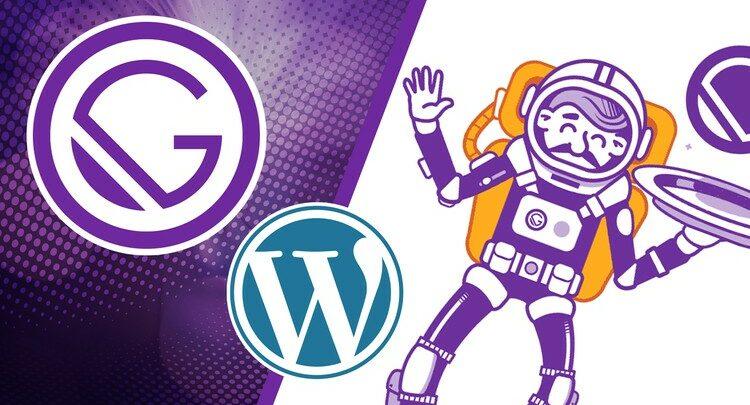 طراحی وب سایت با استفاده از وردپرس و گتسبی