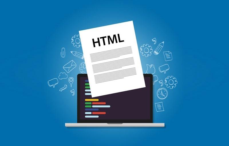 فیلم آموزش صفر تا صد HTML