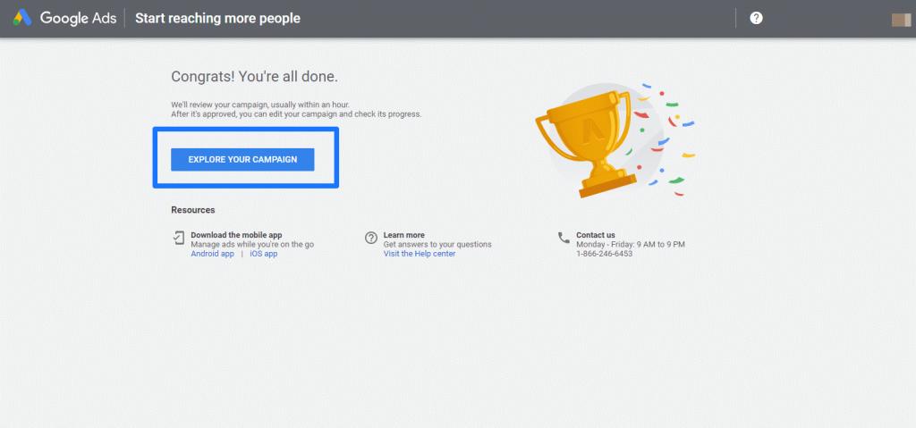 حساب گوگل