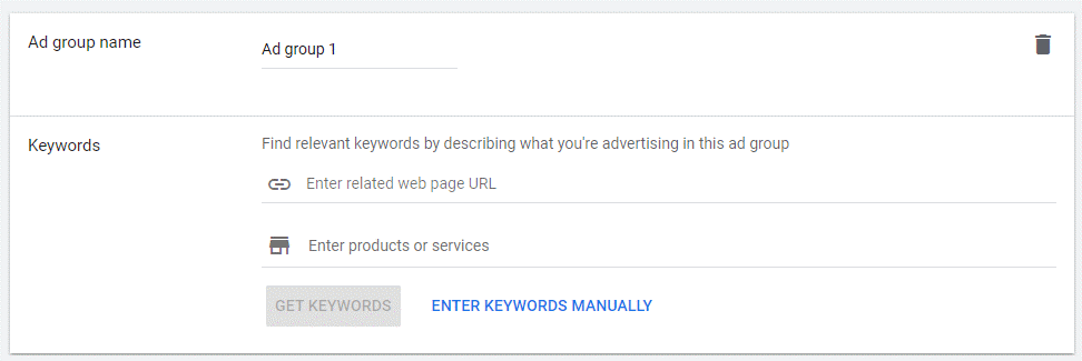 کمپین تبلیغات خود در گوگل