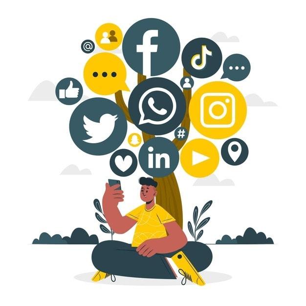 کسب درآمد از اینترنت با مدیریت شبکه های اجتماعی