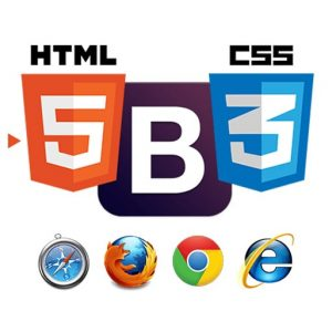دوره آموزش جامع HTML و CSS و bootstrap (شماره 1)