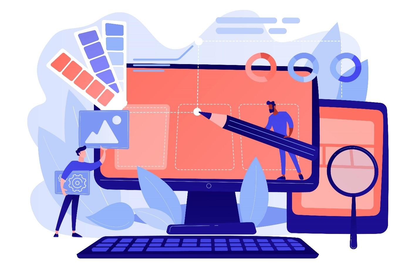 آموزش طراحی سایت دیجی کالا