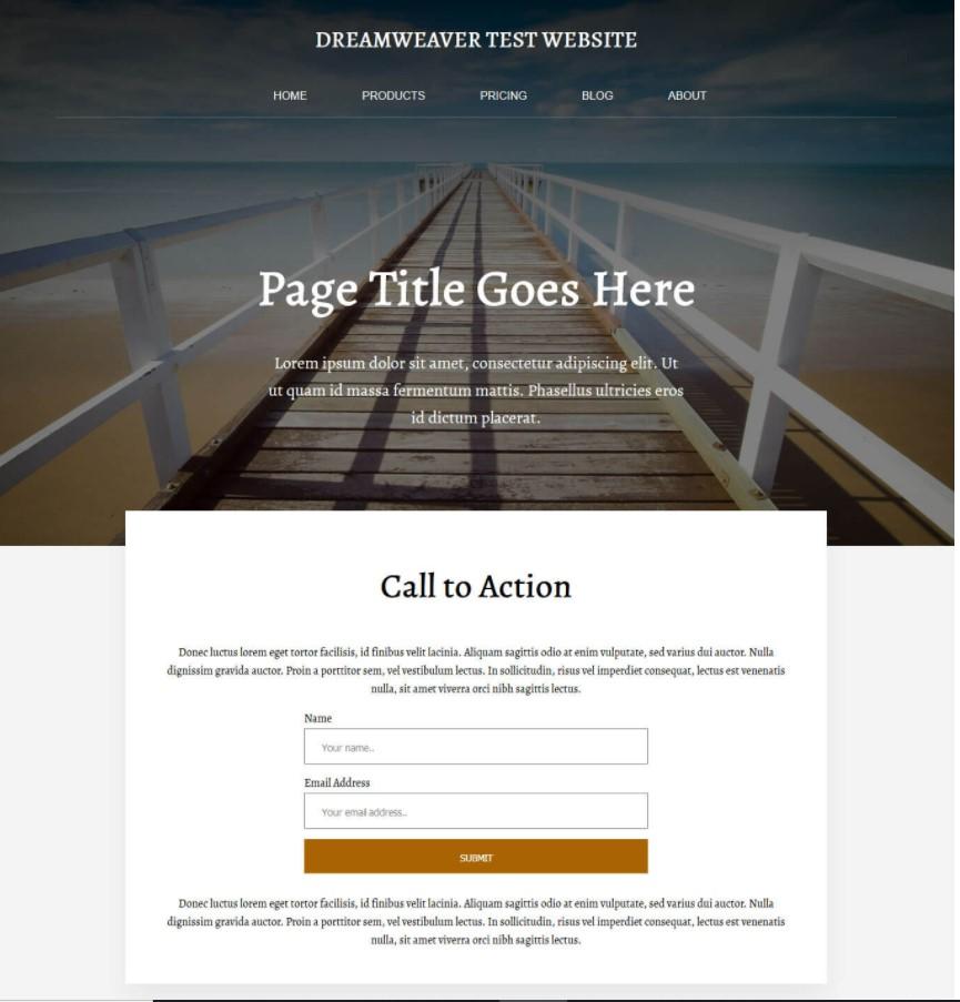 مزایای طراحی سایت دریم ویور
