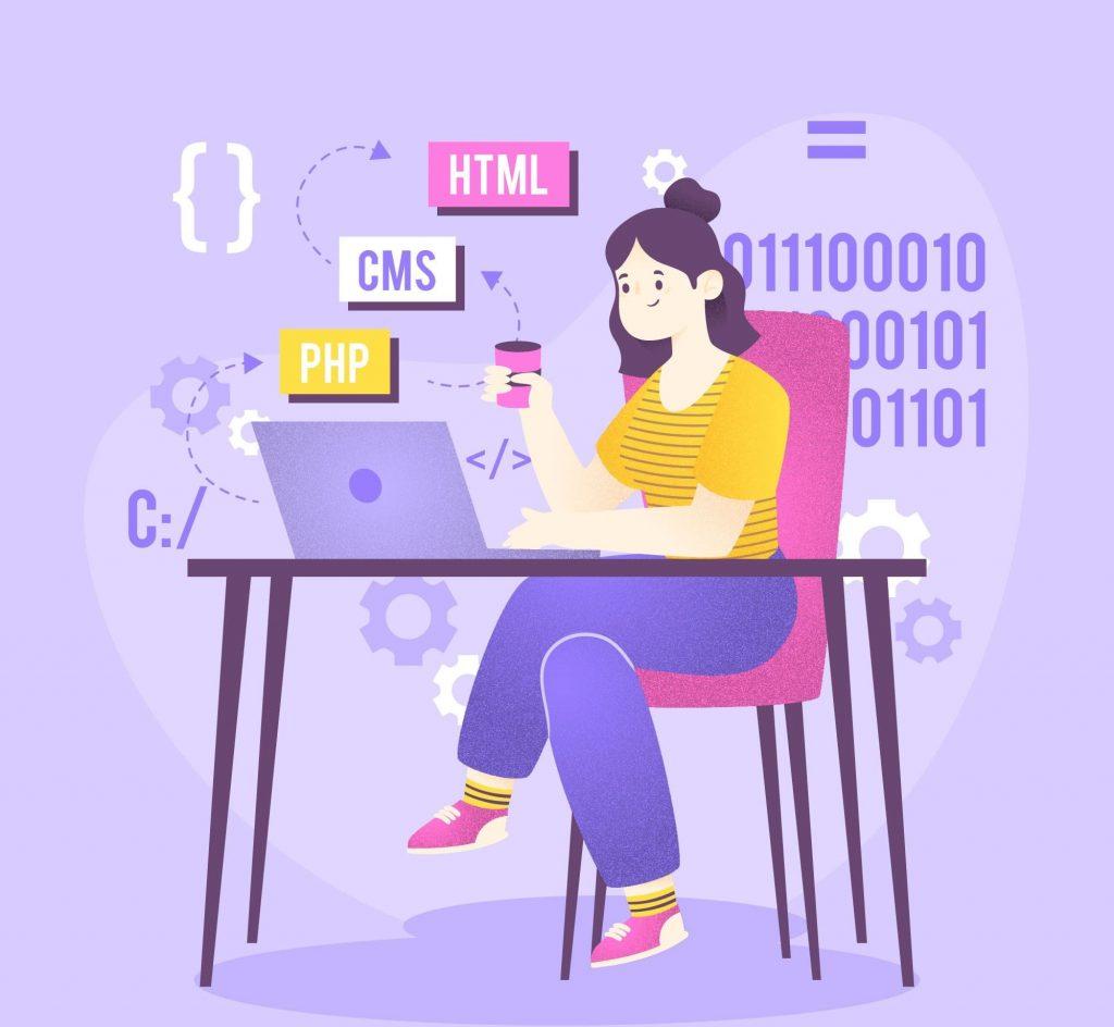روش ها مختلف طراحی سایتی مشابه با دیجی کالا