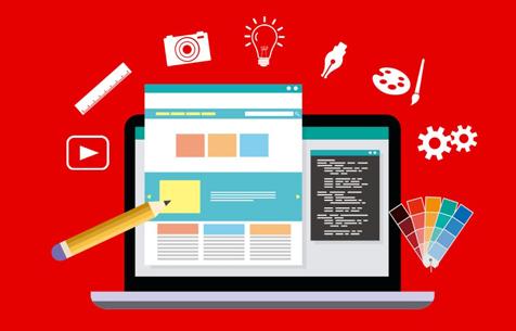 نرم افزارهای طراحی وب سایت