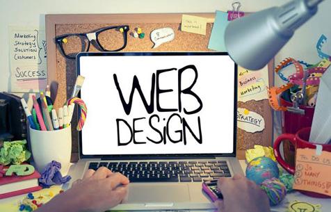 یادگیری طراحی وب سایت در خانه