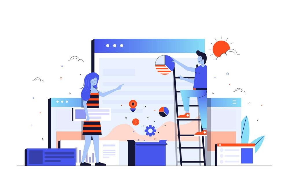 الگوهایی برای طراحان وب