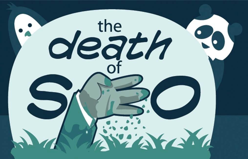 مرگ سئو یک وب سایت