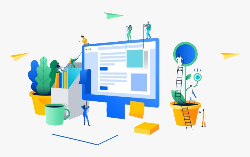 توسعه دهندگان وب سایت