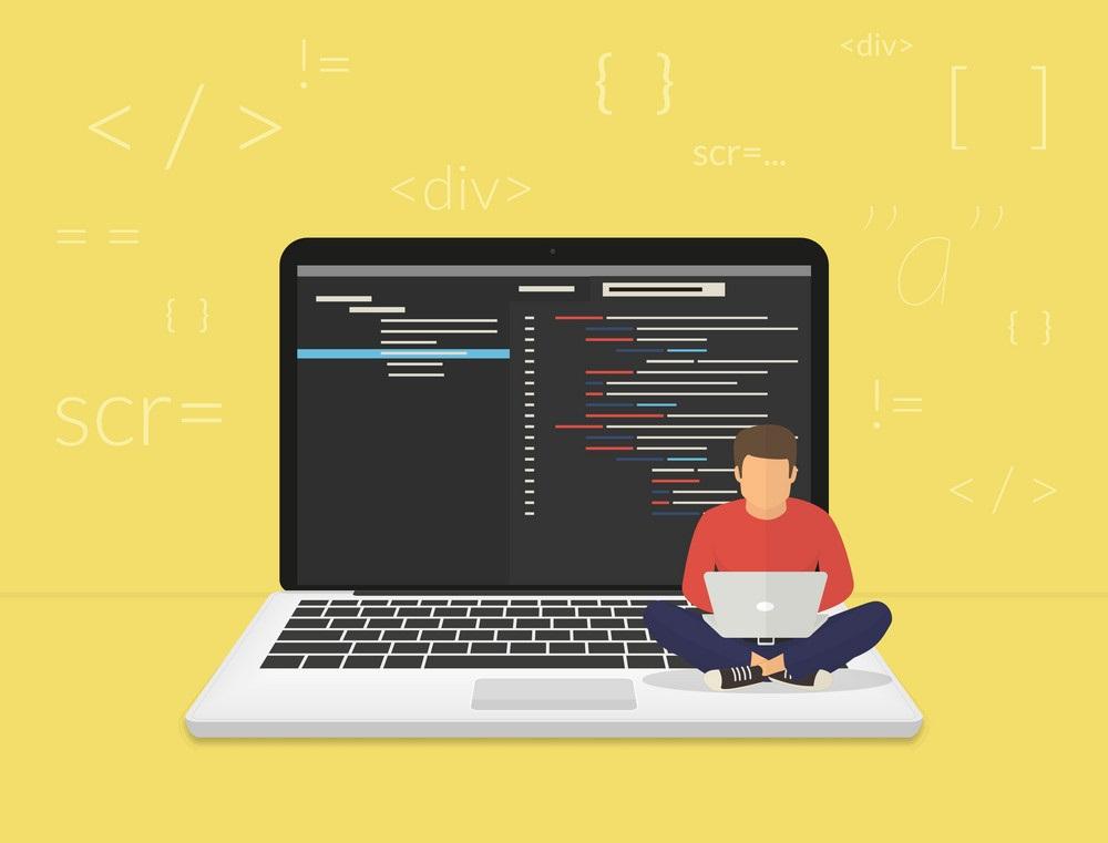 دلایل یادگیری کد نویسی برای طراحان