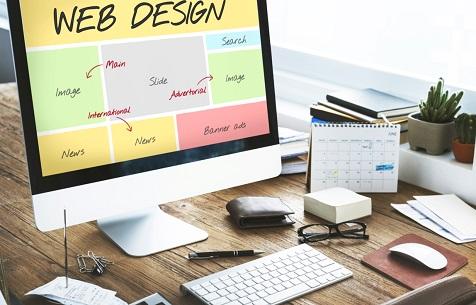 یادگیری آنلاین طراحی سایت