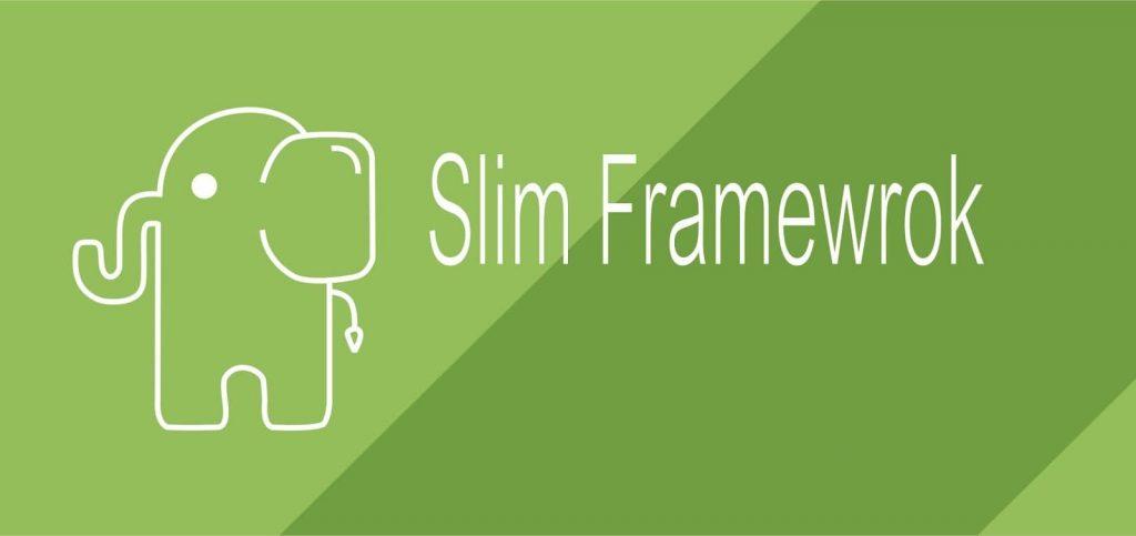 یادگیری کار با فریم ورک slim