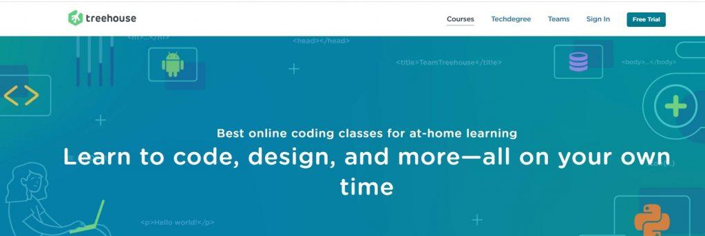 آموزش آنلاین توسعه وب