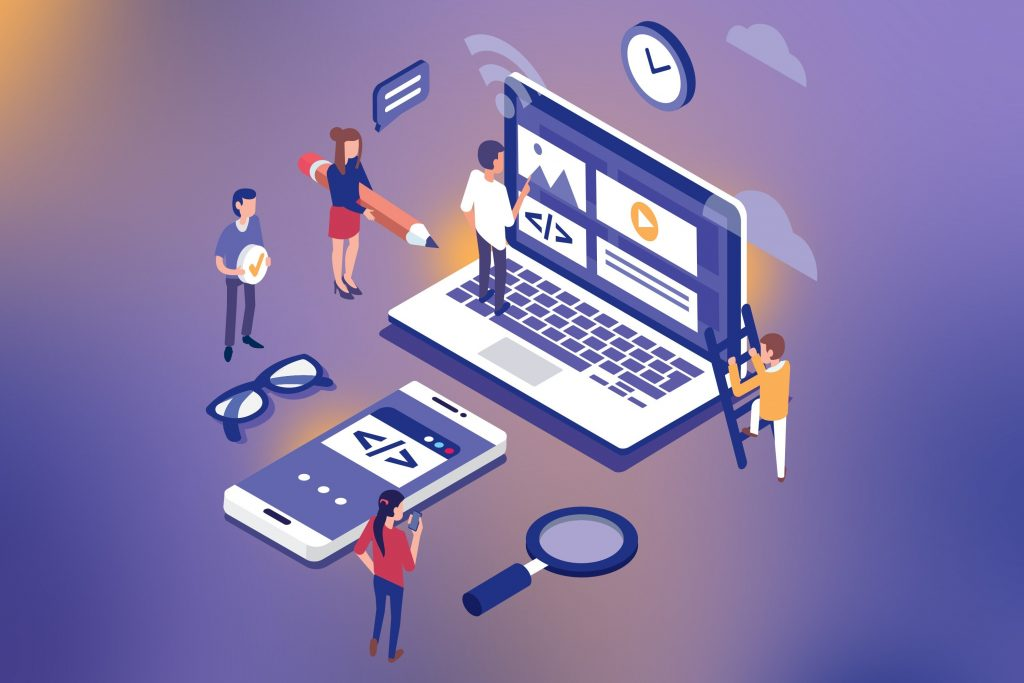 هدف اصلی از طراحی یک وب سایت